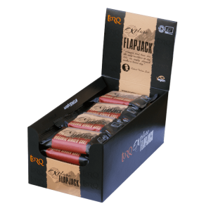 Box of 20 TORQ Explore Ginger Cake Flapjacks